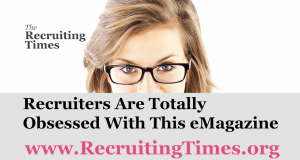Recruitment and HR Professionals are totally obsessed with this magazine for recruiters. Get Recruiter News and Updates.