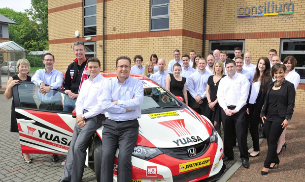 The firm can count major brands such as Jaguar Land Rover, Dyson, Shell and McLaren as clients.