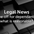 Time off for dependants – what is reasonable?