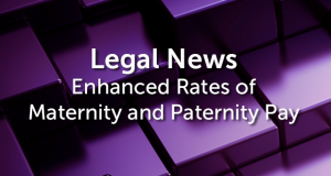 To maintain good employee relations, many recruiters who act as employers will wish to offer male and female employees equal rates of pay for maternity/paternity leave taken.