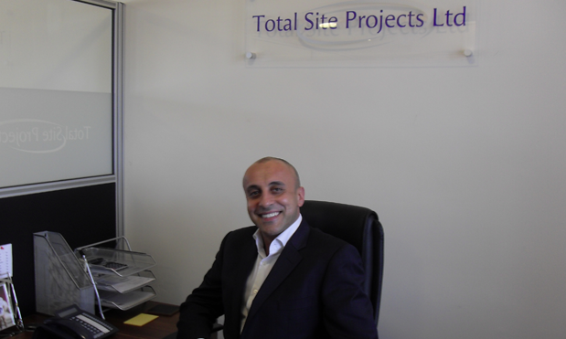 Recruitment Ethics Champion - Andy Cosias of Total Site Projects Ltd