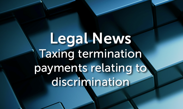 compensation payments relating to discrimination