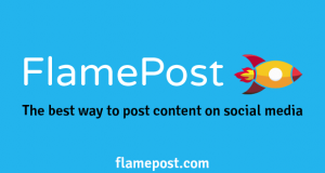 IOR members will receive free access to FlamePost, the professional way to schedule and post content onto social media.