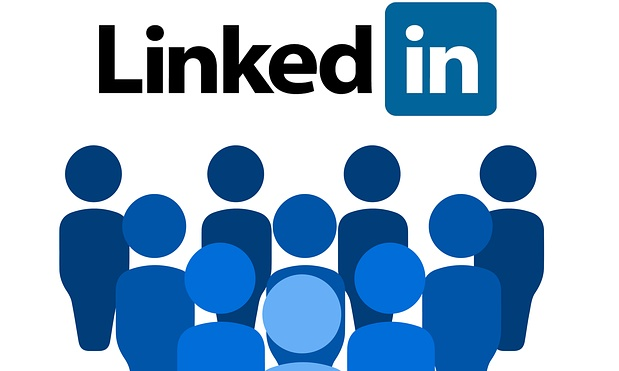 The tracking software uses Social Media, such as LinkedIn, to detect if employees are looking for a new job