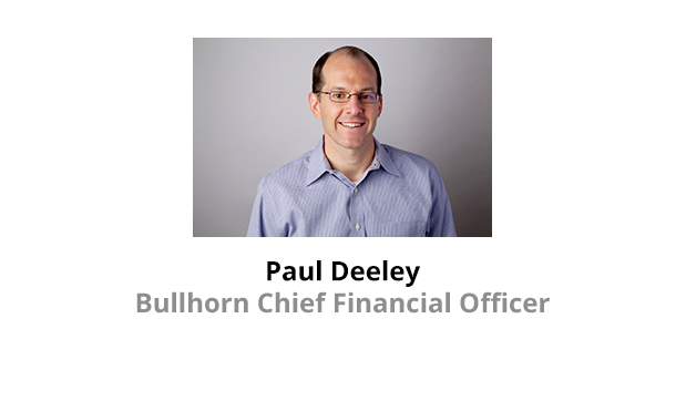 Paul Deeley as chief financial officer
