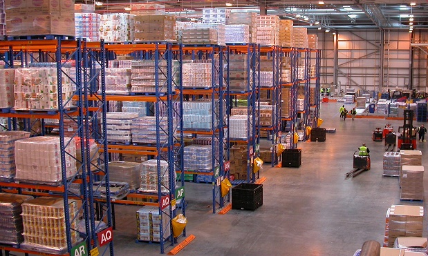 The new distribution centre in Coventry will add up to 300 new jobs