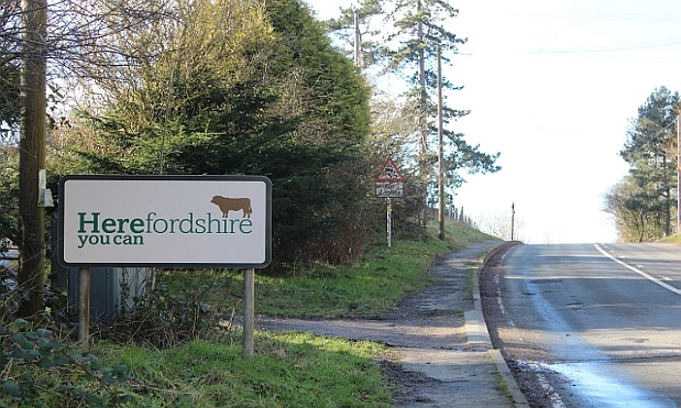 A recruitment expert has suggested that Herefordshire could be on the cusp of a jobs boom