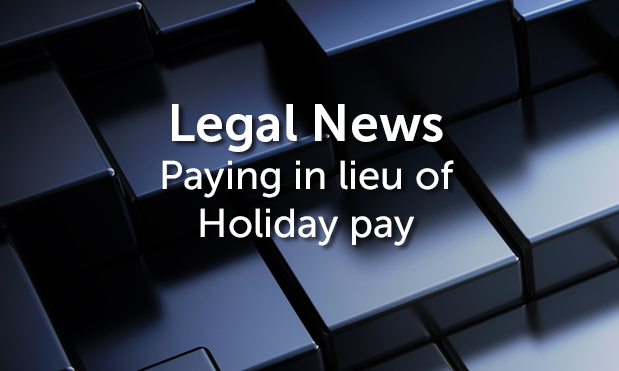 Mr King was not an 'employee' but could still bring a complaint of unpaid holiday