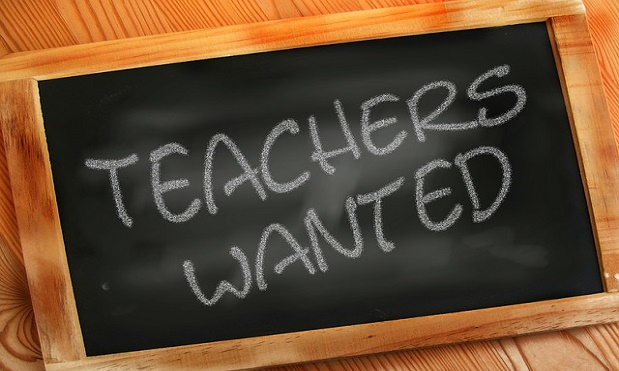 A teacher shortage in Aberdeen is leaving teachers at breaking point, according to local authorites