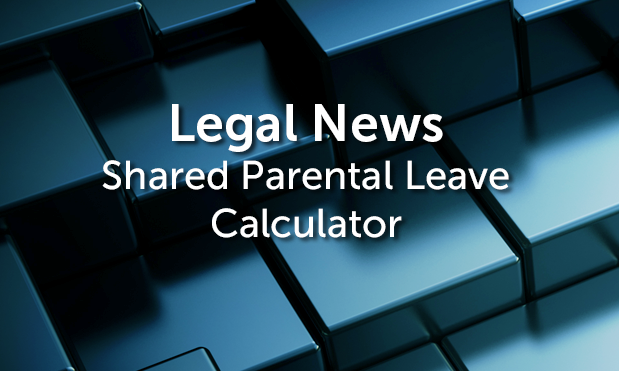 Shared Parental Leave Calculator