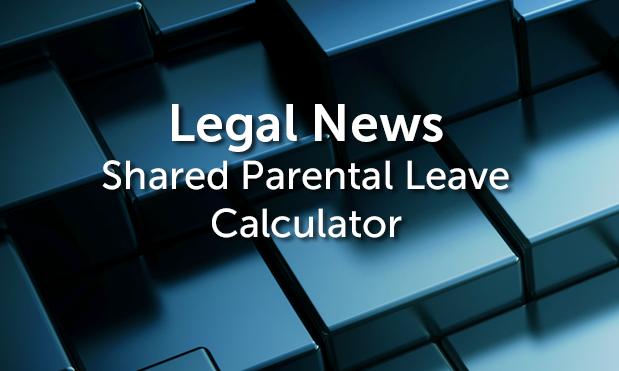 Shared Parental Leave Calculator