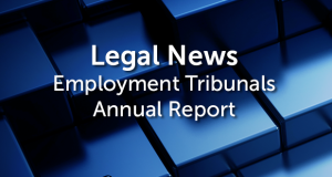 Employment Tribunals Annual Report