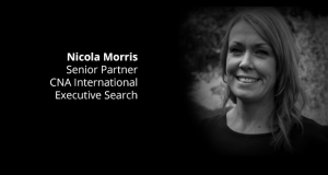 Nicola is an Executive Search Consultant with CNA International, with previous experience within HR Management across the Private and Public sector.