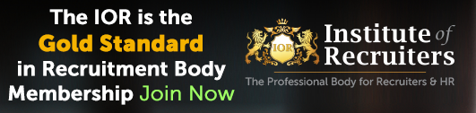 The Institute of Recruiters (IOR) is a British Institute representing the highest standard mark in British recruitment.