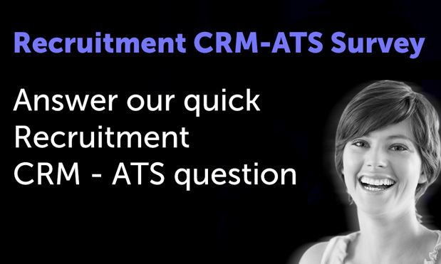 Recruiters - Please answer the 1 question below, it takes just 1 min.