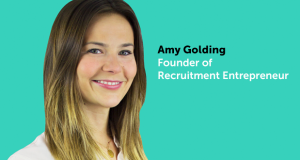 Amy Goulding - Founder of Recruitment Entrepreneur