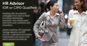 The best HR directors will lead by example and include the IOR Qualification in their job adverts.