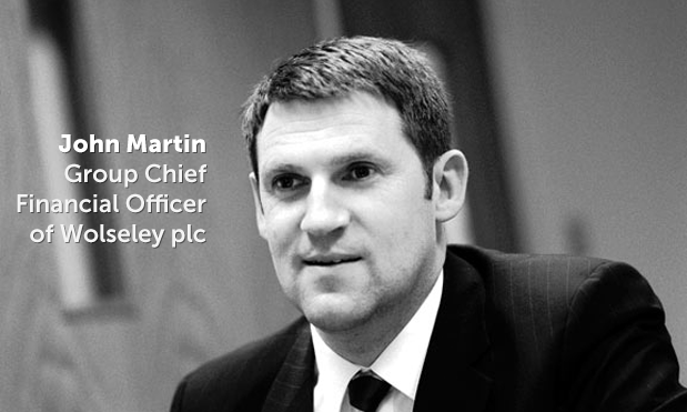 Martin, who is also former CFO of recruitment specialist Hays plc, and ex CFO of Travelex Group, brings with him over 20 years of experience in senior financial positions.