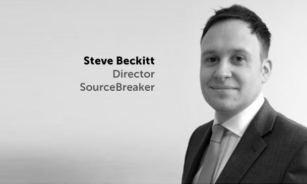 Steve Beckitt is a Director at SourceBreaker and spends his days helping companies use new and innovative ways to find more talent in less time.