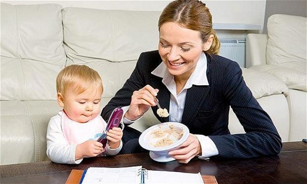 More must be done to get mothers back to work