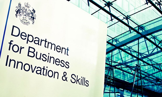 The department for Business, Innovation & Skills