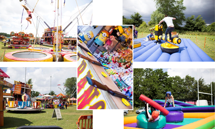 A few pictures of the fantastic rides and stalls at the event