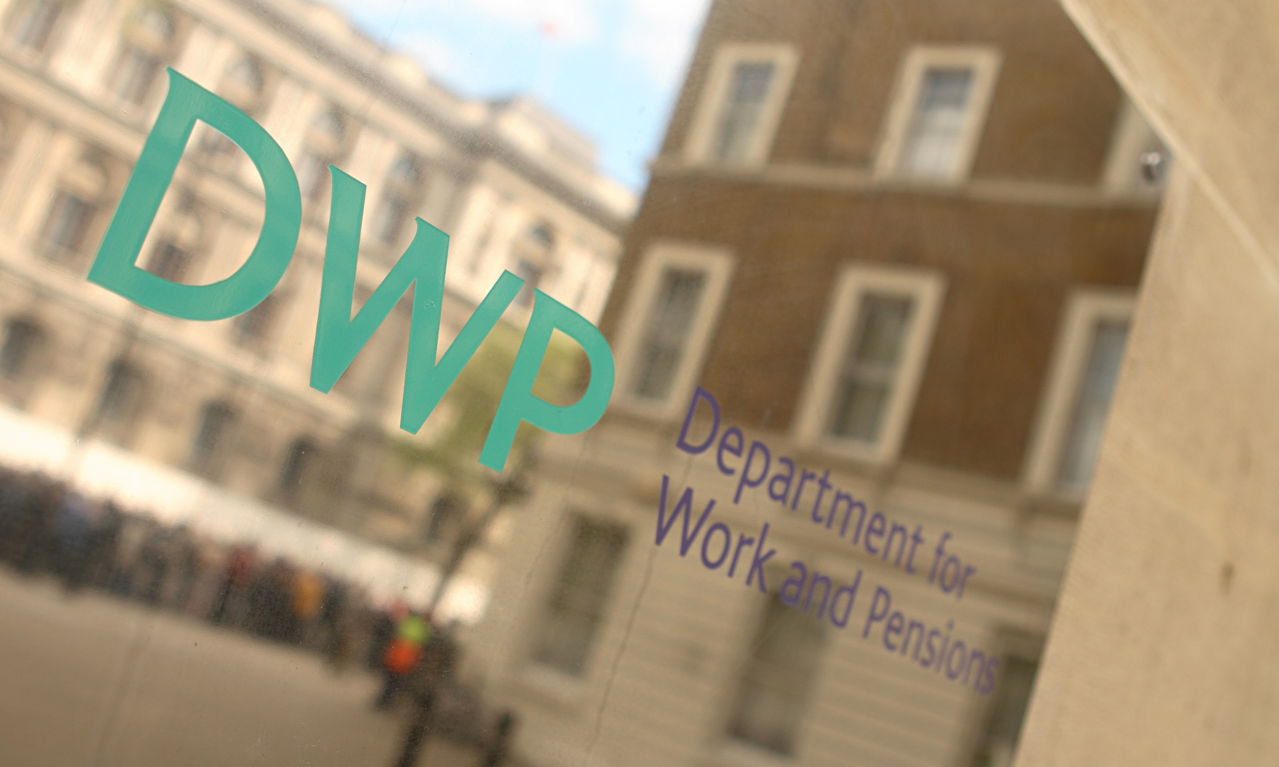 DWP - Government Department for Work and Pensions