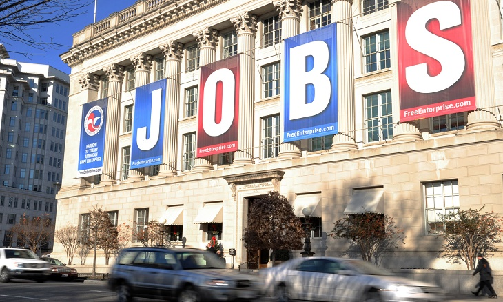 US Jobs supported by UK Investment