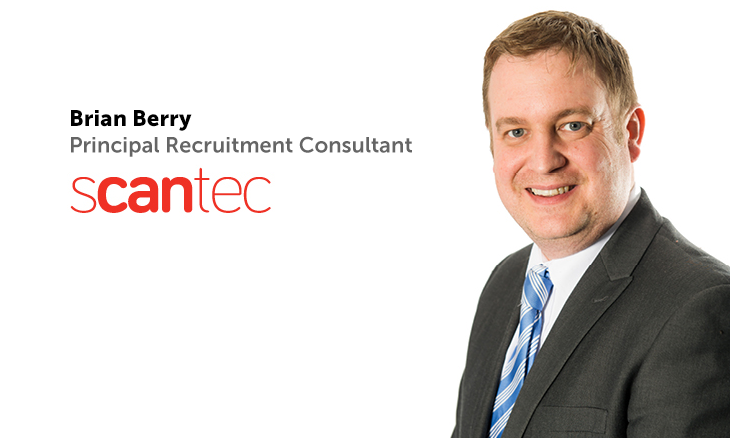 My name is Brian. How do you do? I have been a recruitment consultant for 16 years