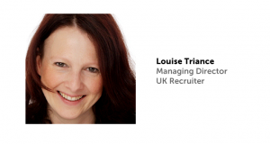 Louise Triance has created and runs the UK Recruiter knowledge network.