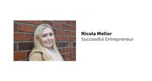 After losing her job, Nicola Mellor was receiving Jobseeker's Allowance and struggling to find work
