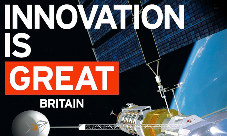 The UK has had the most rapid increase among the top 10 GII-ranked innovation nations