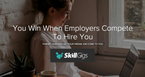 SkillGigs are a bunch of engineers, recruiters, social scientists, and sales and marketing experts who've come together to build the SkillGigs online marketplace
