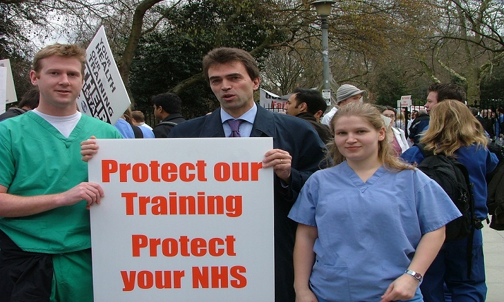 Junior Doctor Protests