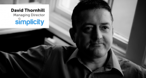 David Thornhill of Simplicity image