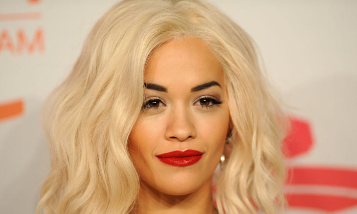 X-Factor judge Rita Ora
