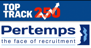 Of the 9 recruiters who featured, Pertemps Network Group ranked the highest at number 11 in the table
