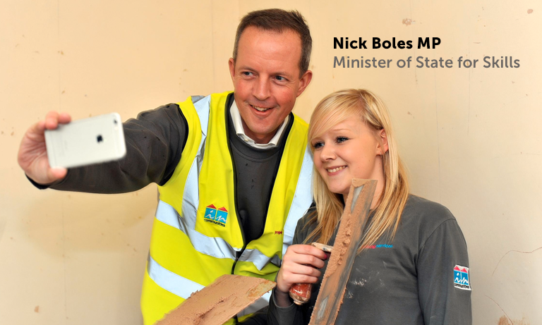 Nick Boles MP photo