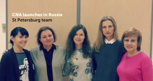 CNA International has continued to expand its global network with the opening of its first Russian office
