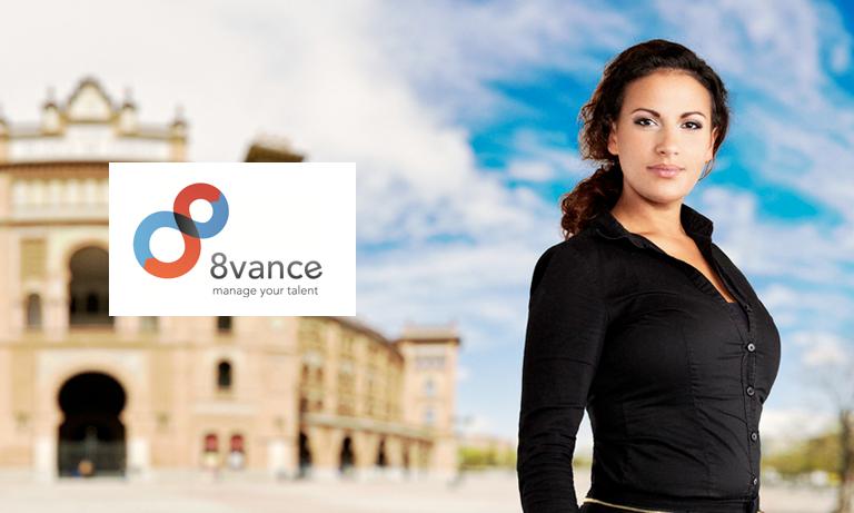 8vance logo