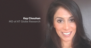 Kay Chouhan – MD of AT Globe Research - Ex Agency Owner and board member for London HR Connections. AT Globe Research is a recruitment research company working with SME recruiters providing them with high quality short lists for specialist hard to fill roles in the UK & internationally
