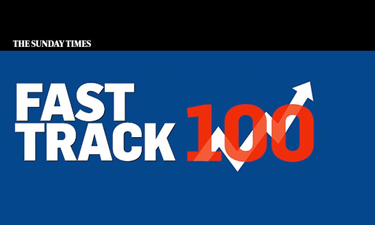 Fast Track 100 logo