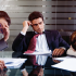 stressed and disinterested staff image