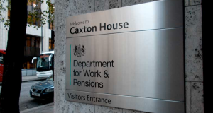 department of work-and-pensions logo
