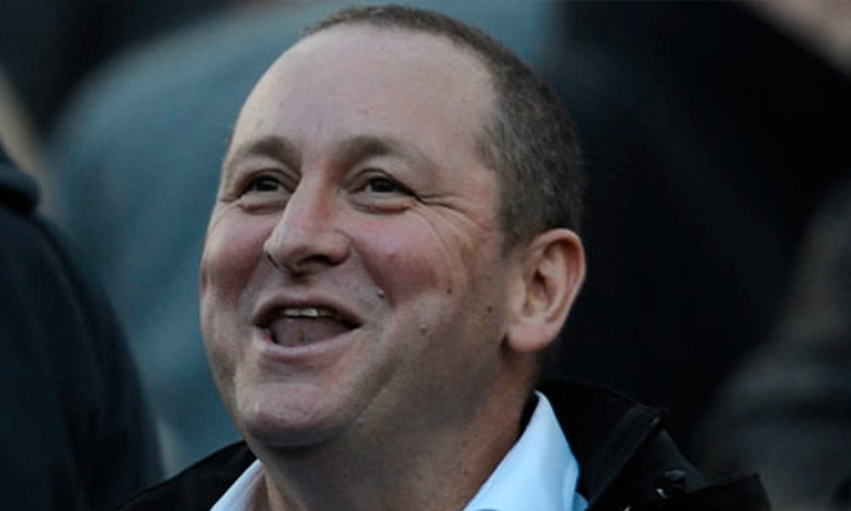 Mike Ashley - The founder of retail giant Sports Direct photo