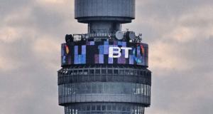BT tower Image
