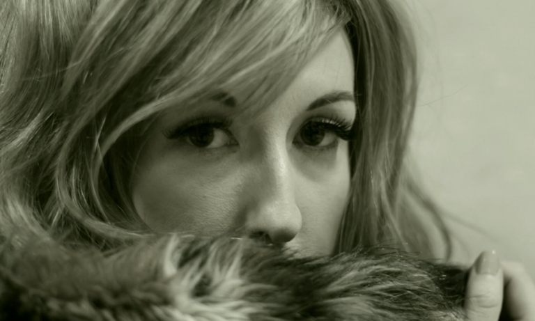 The parody, however, features an Adele-lookalike in her quest to secure a job