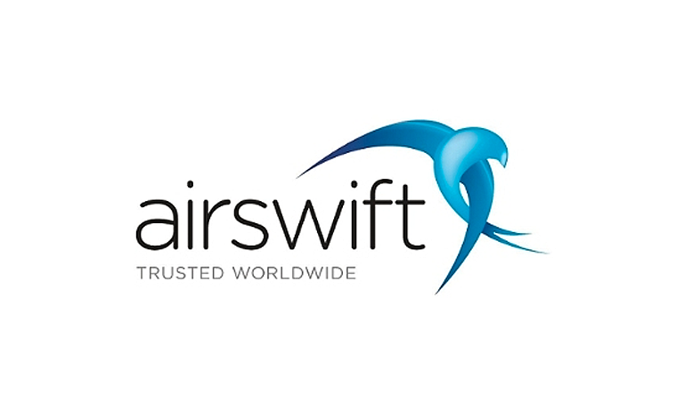 Both Air Energi and Swift Worldwide Resources have a reported annual turnover of around £400 million
