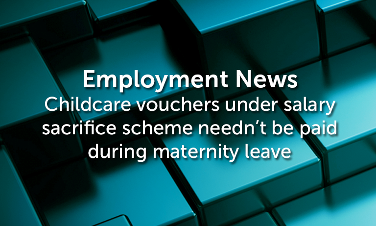 There are currently two ways in which an employee can access child care vouchers. Both depend on the employer voluntarily operating a scheme and the employee opting into this