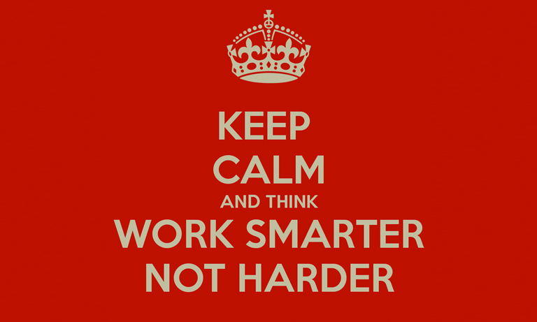 Everybody can use at least some of these tips to work smarter and accomplish more during their working day